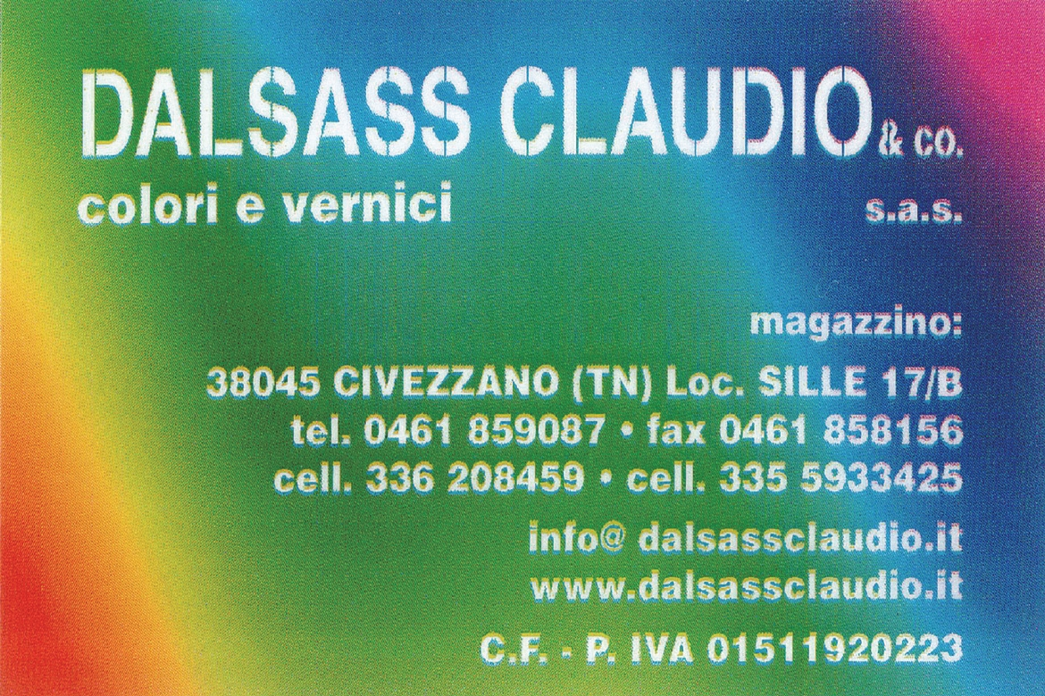 Colorificio Claudio