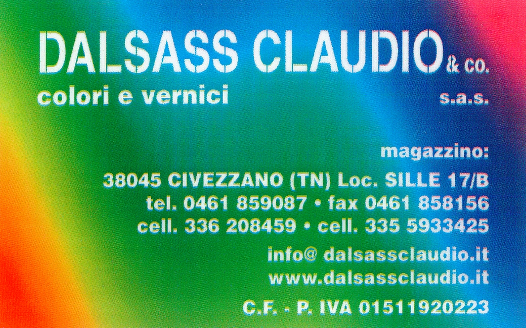 Colorificio Dalsass Claudio